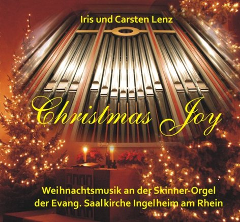 CD Christmas Joy